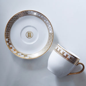 CUP & SAUCER 【KISSA Limited】
