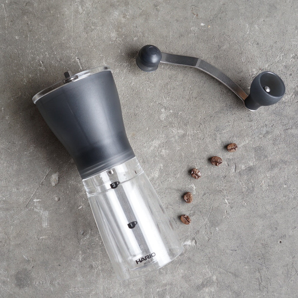 HARIO HAND COFFEE GRINDER CERAMIC SLIM