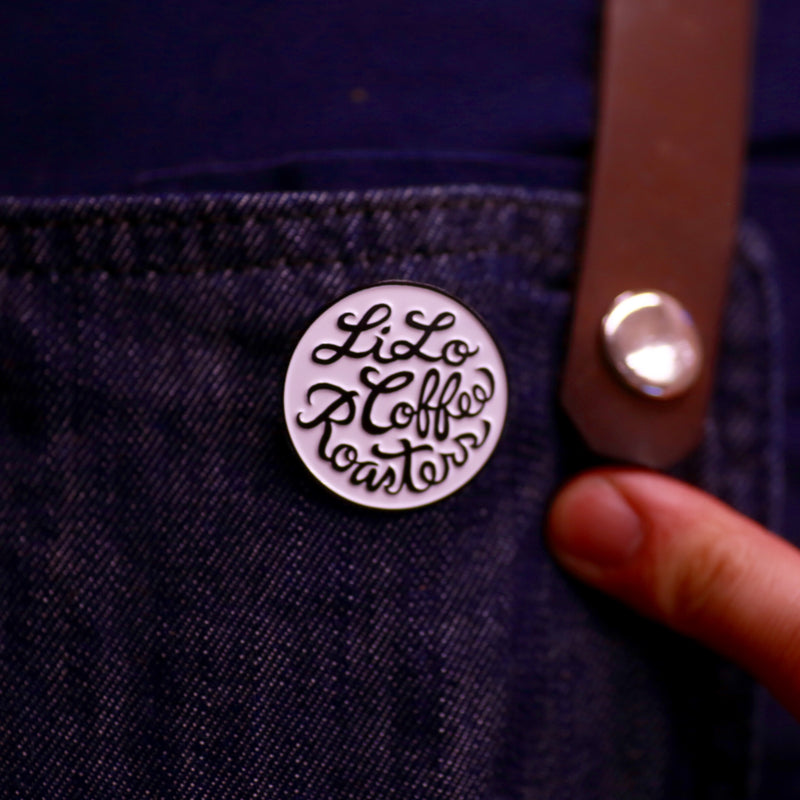 Pin Badge【LCR logo round】