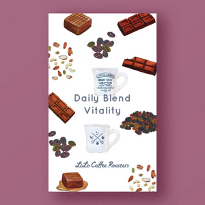 Daily Vitality Blend / Dark roast