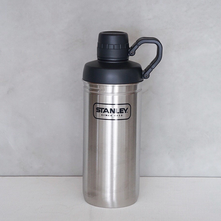 STANLEY steel water bottle 0.62L
