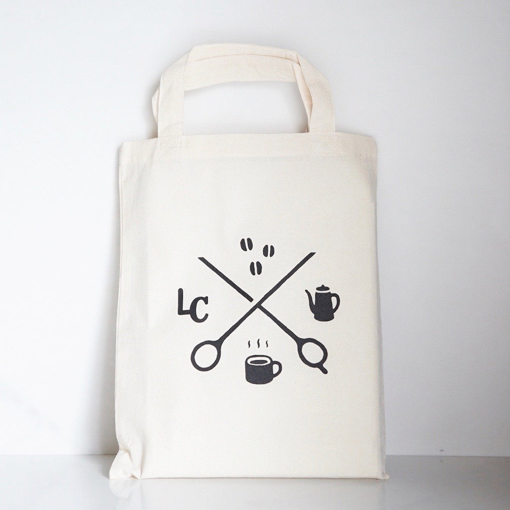 Cotton Reusable Bag A4 ①