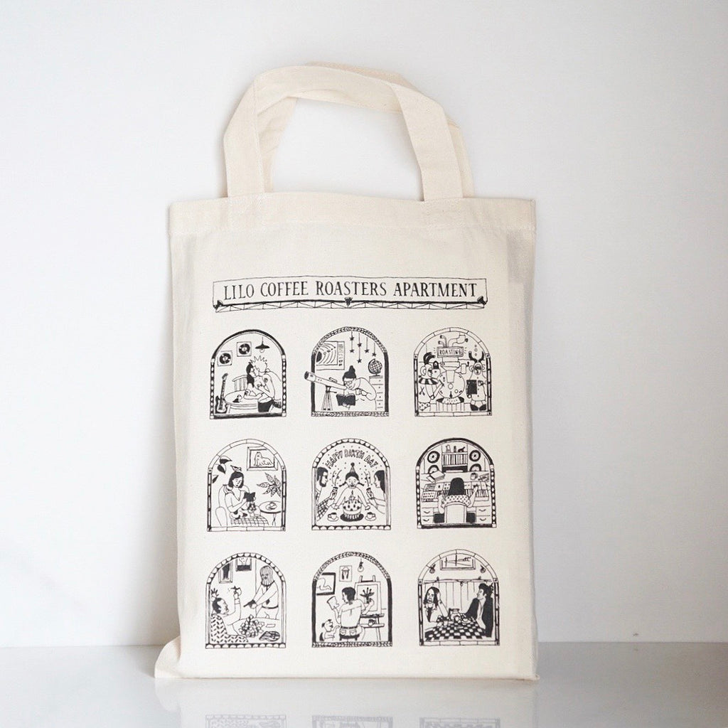 Cotton Reusable Bag A4 ⑤