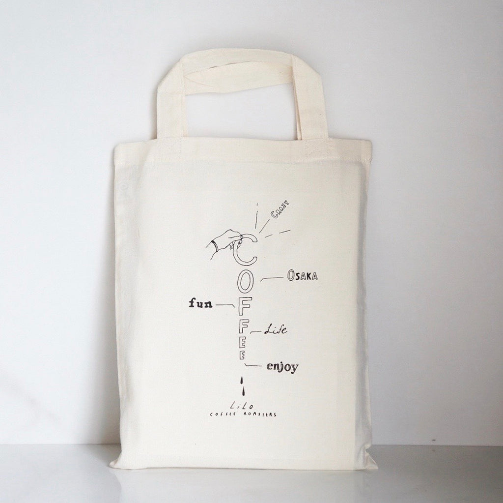 Cotton Reusable Bag A4 ④