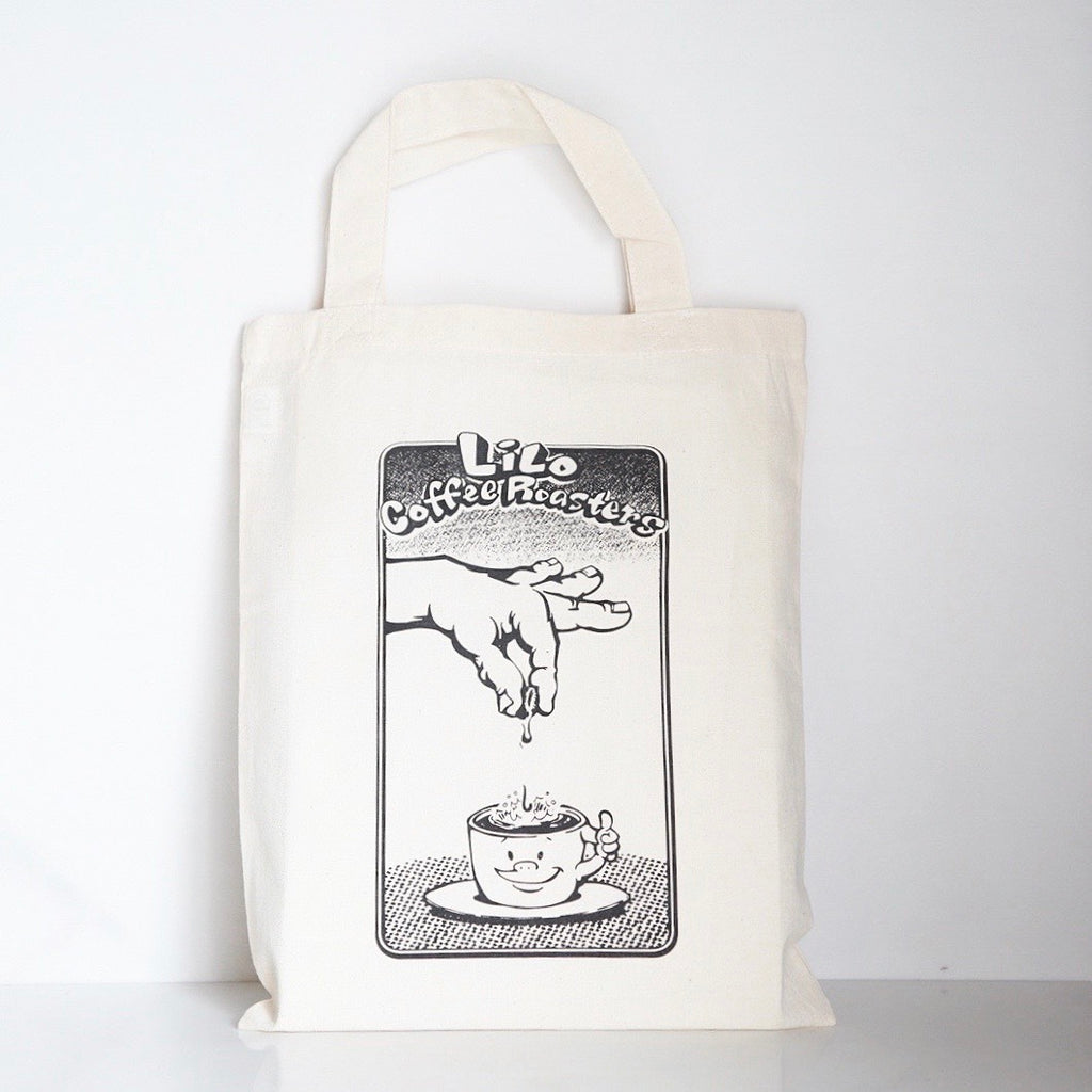 Cotton Reusable Bag A4 ⑦