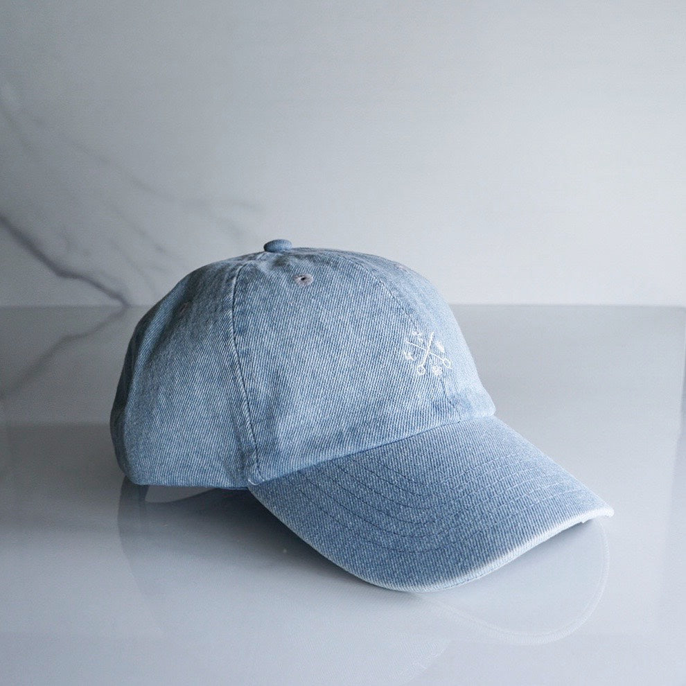 LCR Original CAP(Denim・Light blue)