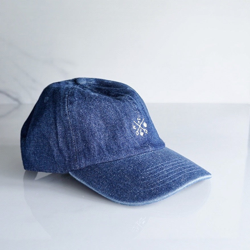 LCR Original CAP(Denim・Dark blue)