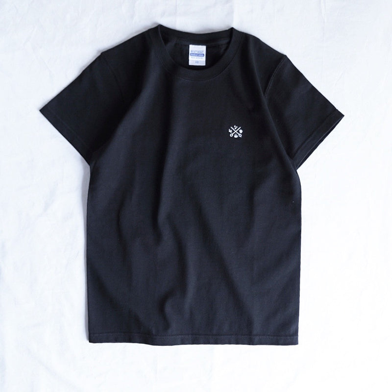 LCR Original T-shirt (LOGO)・BLACK