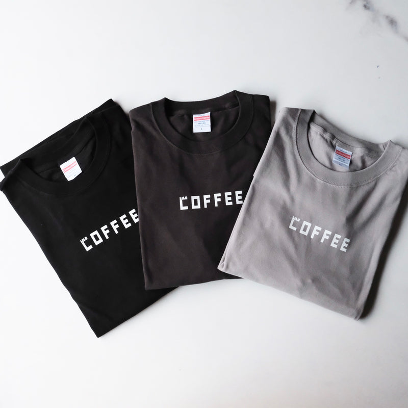 Long Sleeve T-shirt (COFFEE)・SUMI