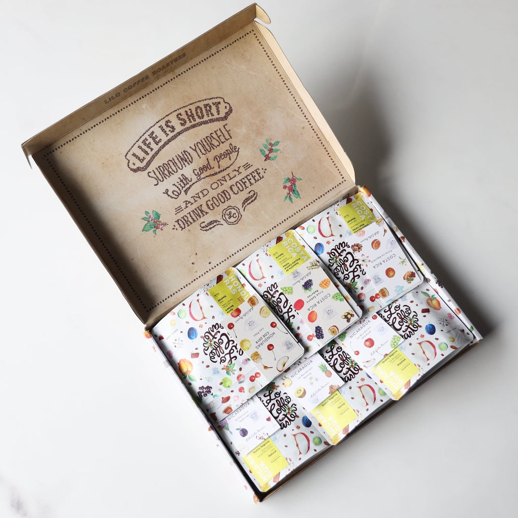【Special Limited】 6 Beans 300g set (50g×6)