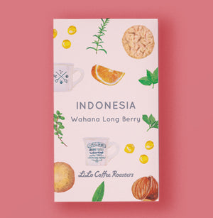 INDONESIA  Wahana Long Berry