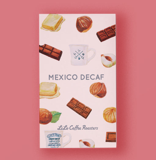 【Decaf】Mexico
