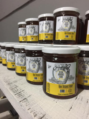 Raw Organic Honey - Seven Arrows Farms