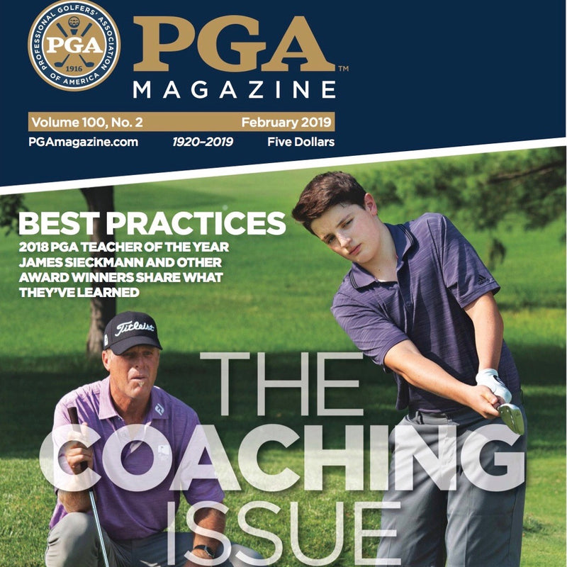 As Seen in PGA Magazine: Spitfire Petite