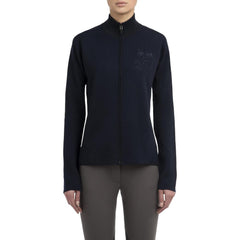 Maya Cashmere Zip Up