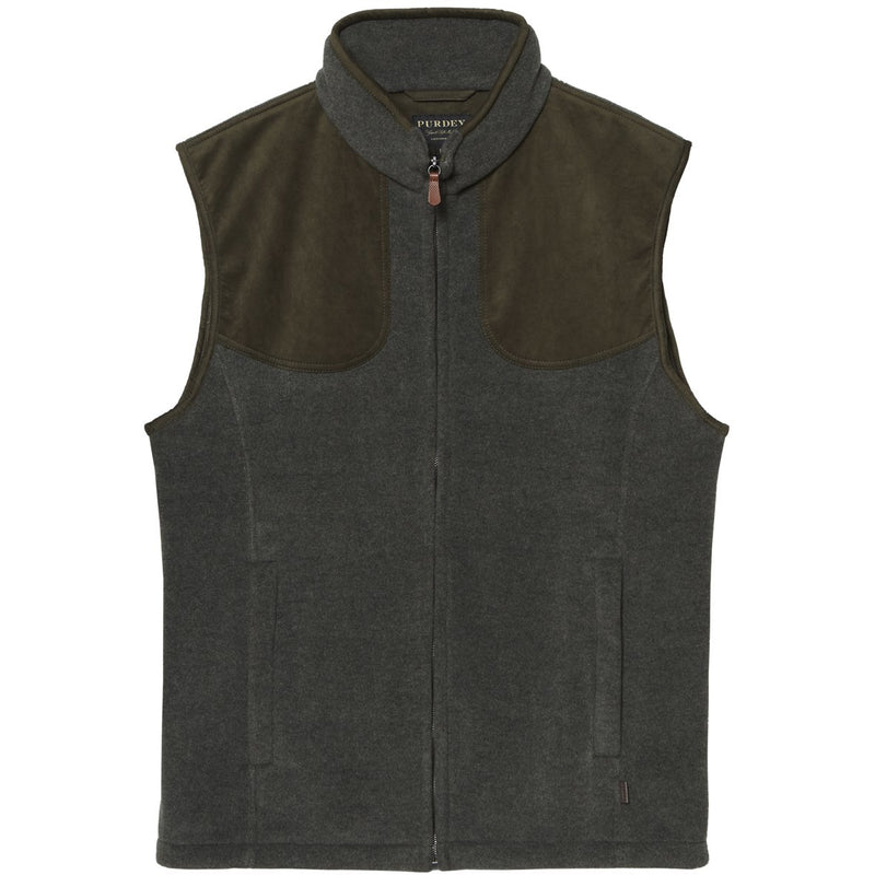 Fleece Shooting Gilet