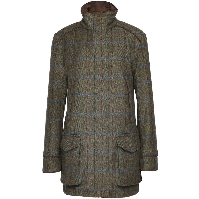 Tweed Field Coat