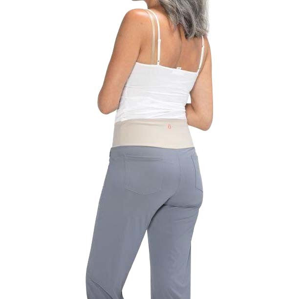 Smooth Your Waist Long Pant (Grey)