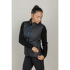 Bora Cashmere Thermal Jacket (Black/Grey)