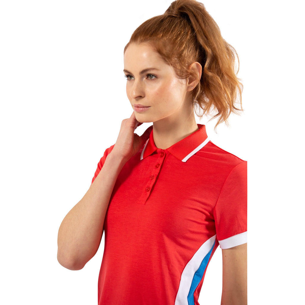 Reed Polo (Red)