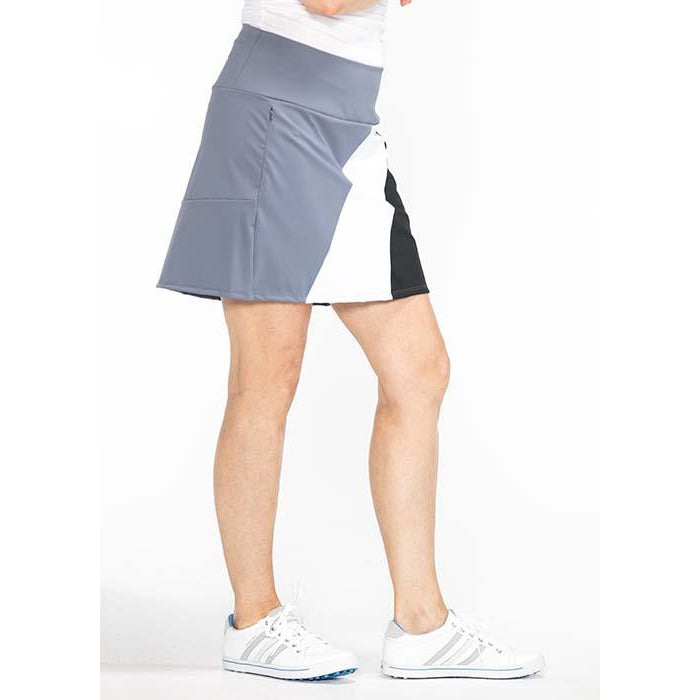 Bold Moves Golf Skort (Grey)
