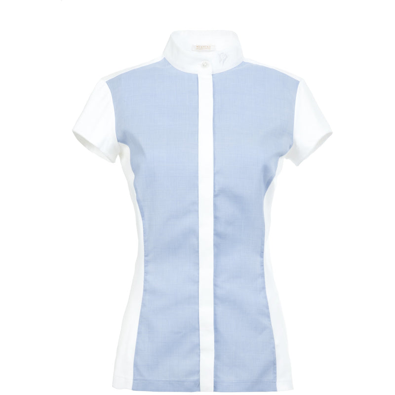 Carrie Cap Sleeve Shirt