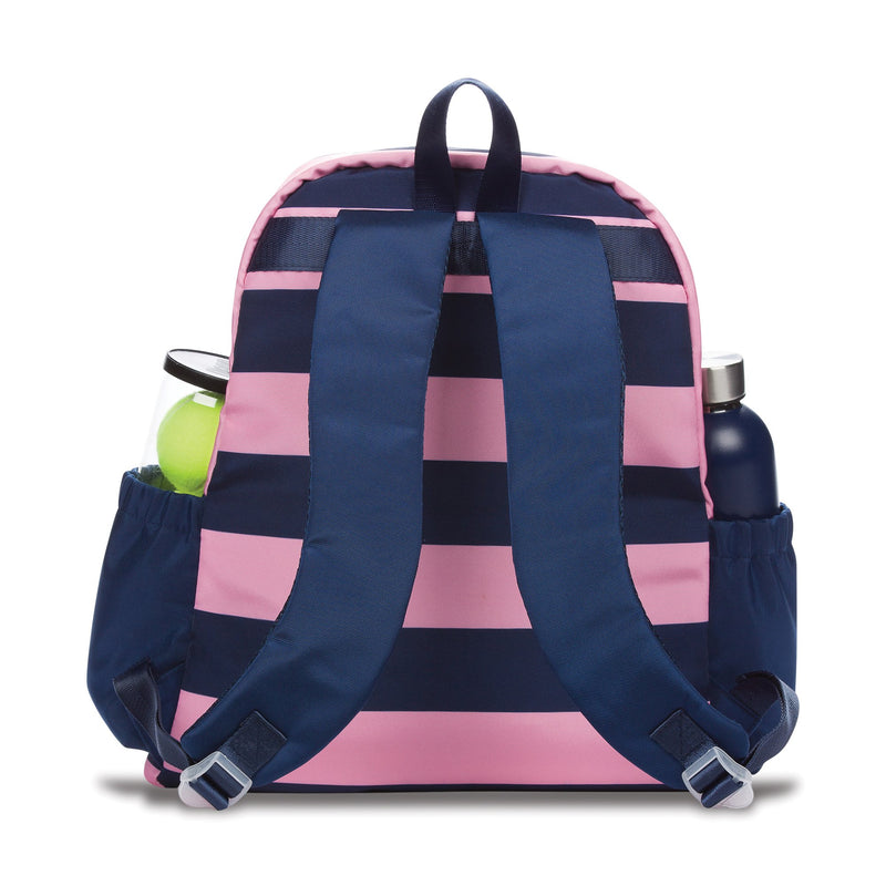 Game On Tennis Backpack (Pink & Navy)