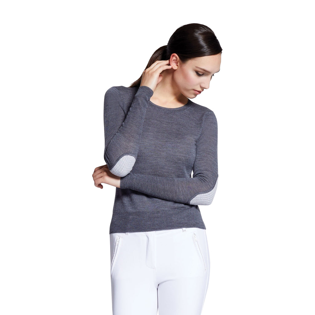 Mara Crew Neck Merino Sweater