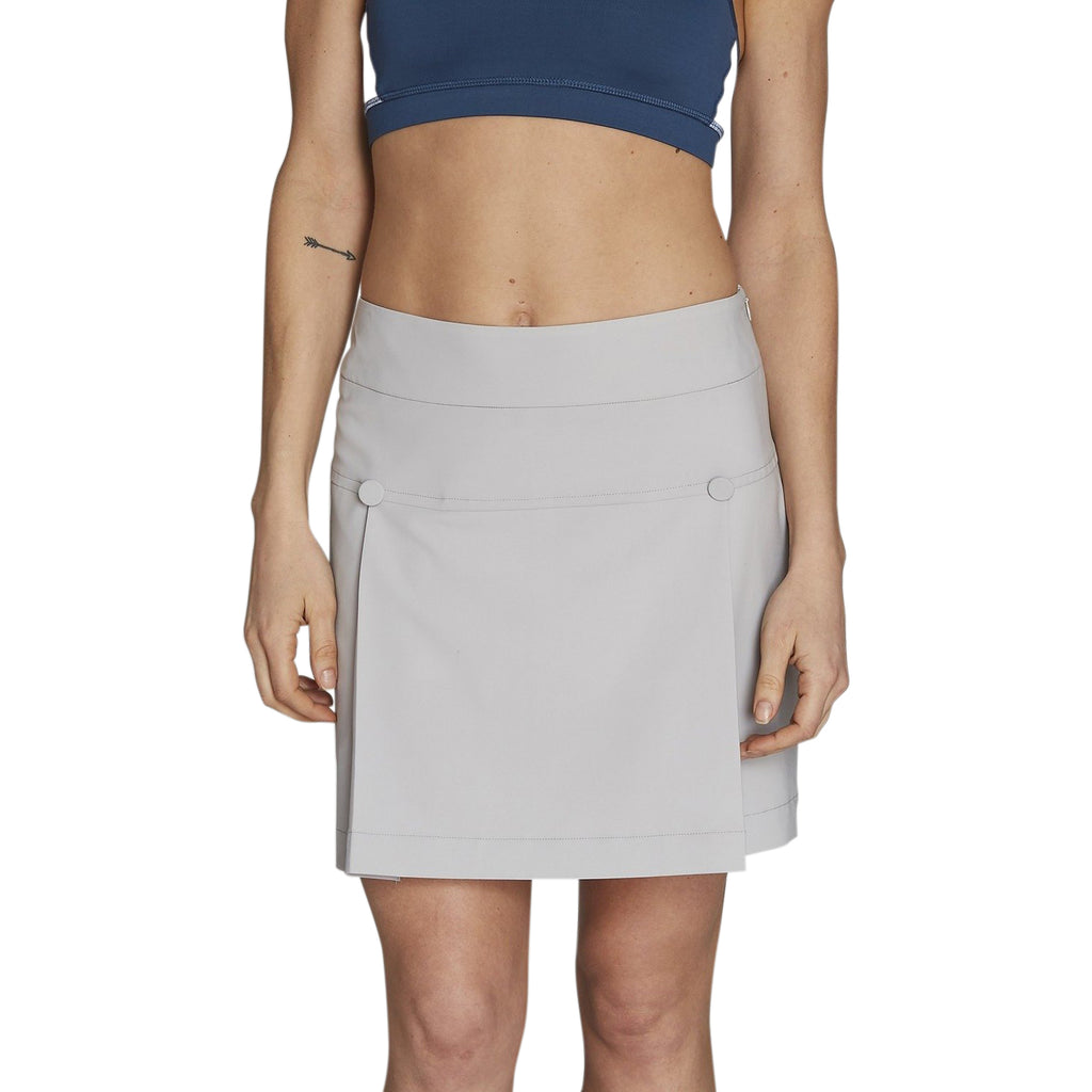 Golf Skort with Buttons