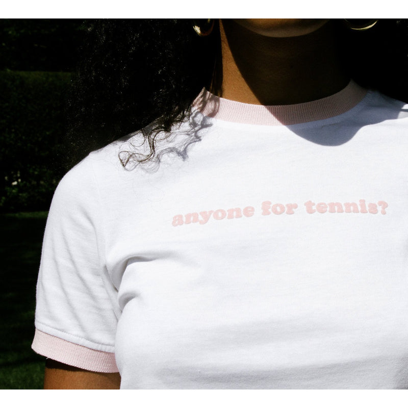 Anyone For Tennis? T Shirt