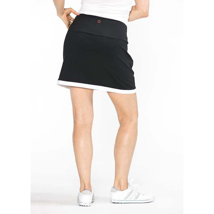 Simply Sassy Golf Skort (Black)