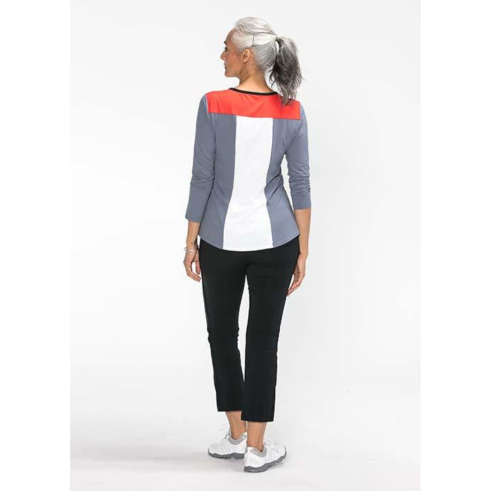 Working Girl Longsleeve Top (White)