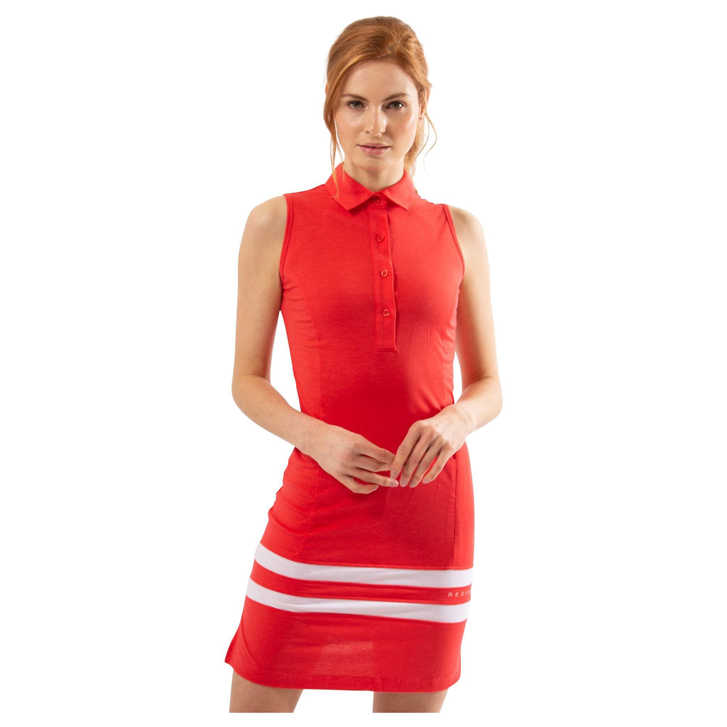 Elm Dress (Red)