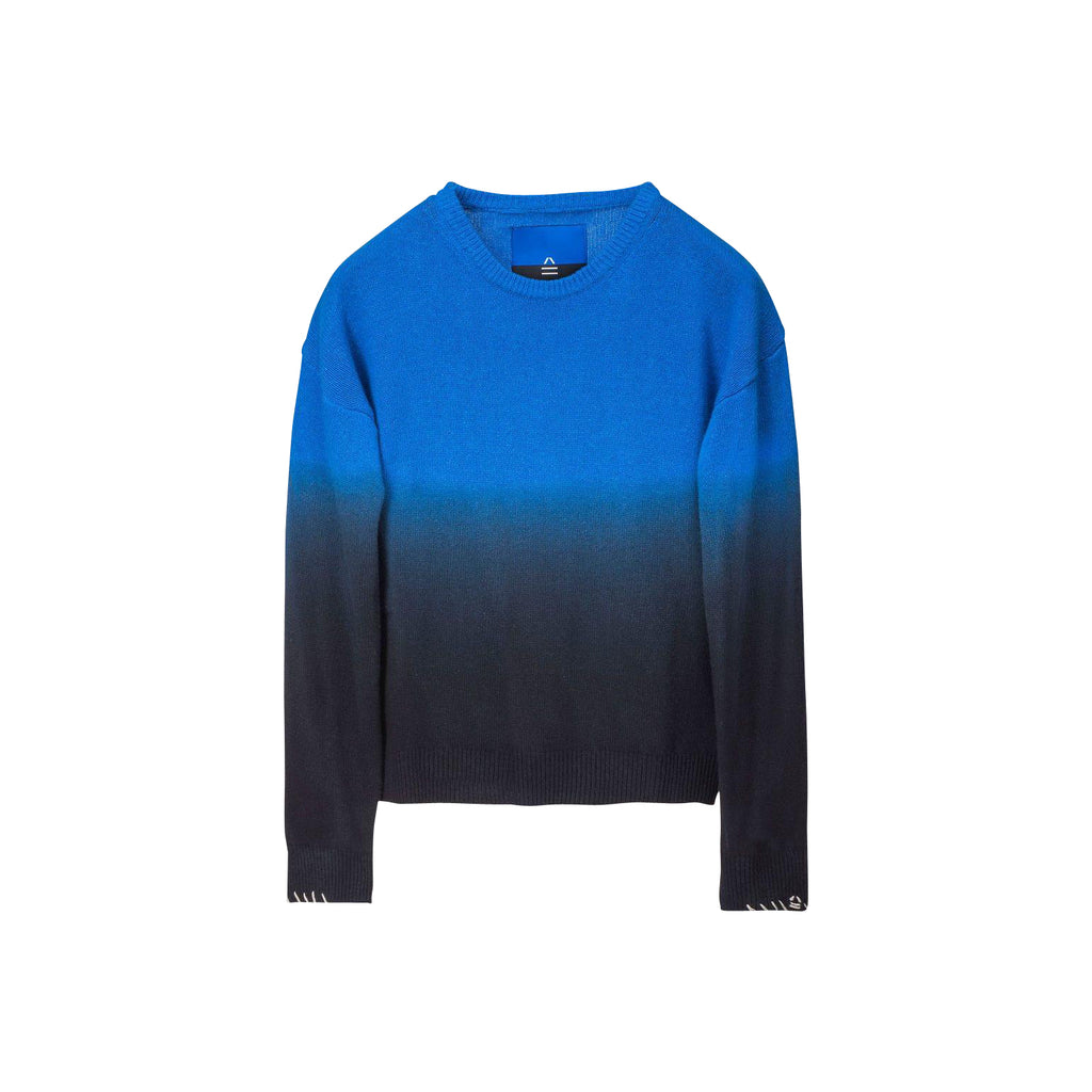 Limitless Blue Sweater