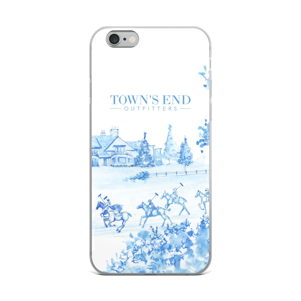The Essential Equestrian Collection iPhone Case