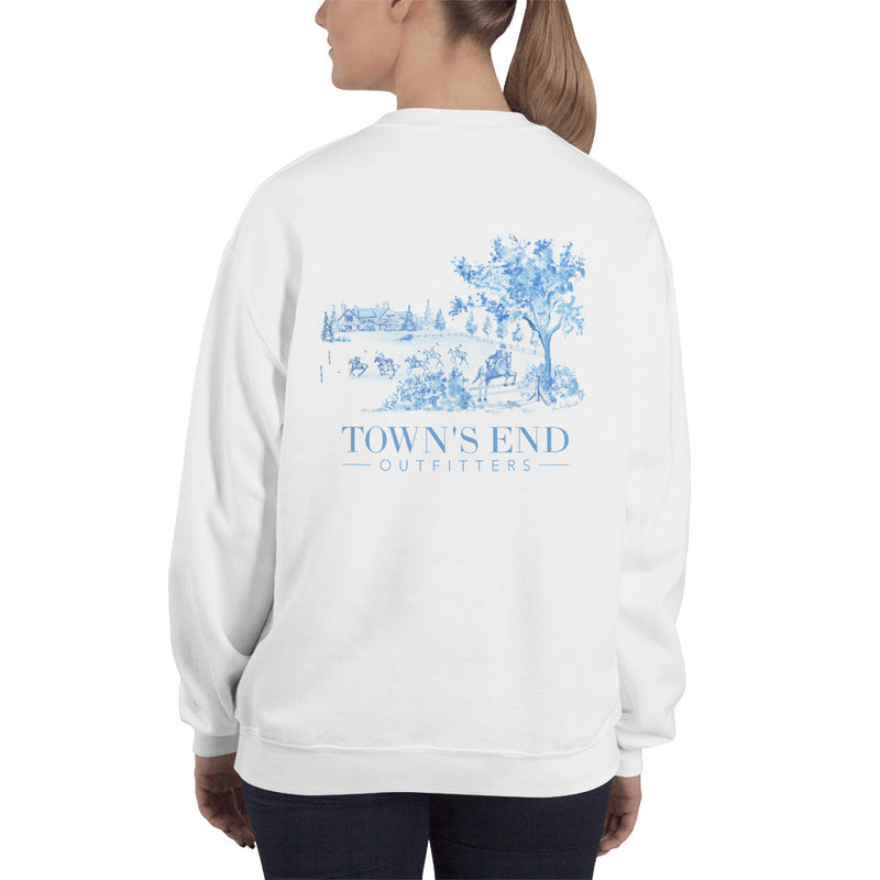 The Essential Equestrian Collection Pull Over