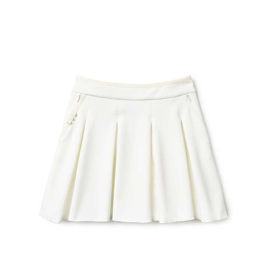 "Darrow Boxpleat Skirt - 16"" (More Colors Available)"
