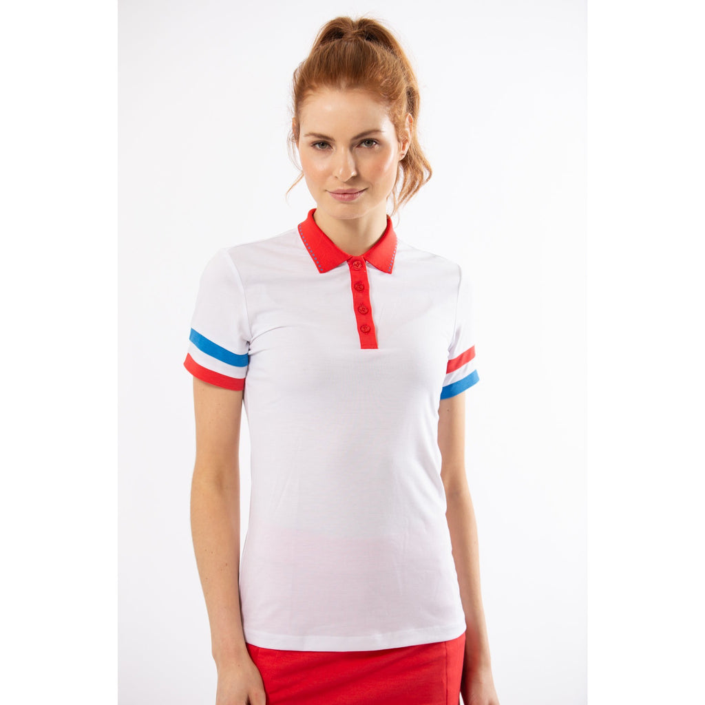 Tillary Polo (White)
