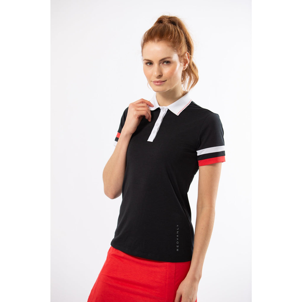 Tillary Polo (Black)