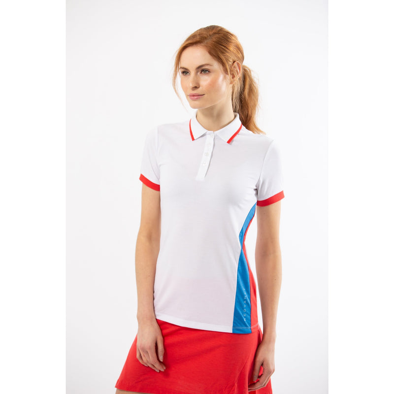 Reed Polo (White)