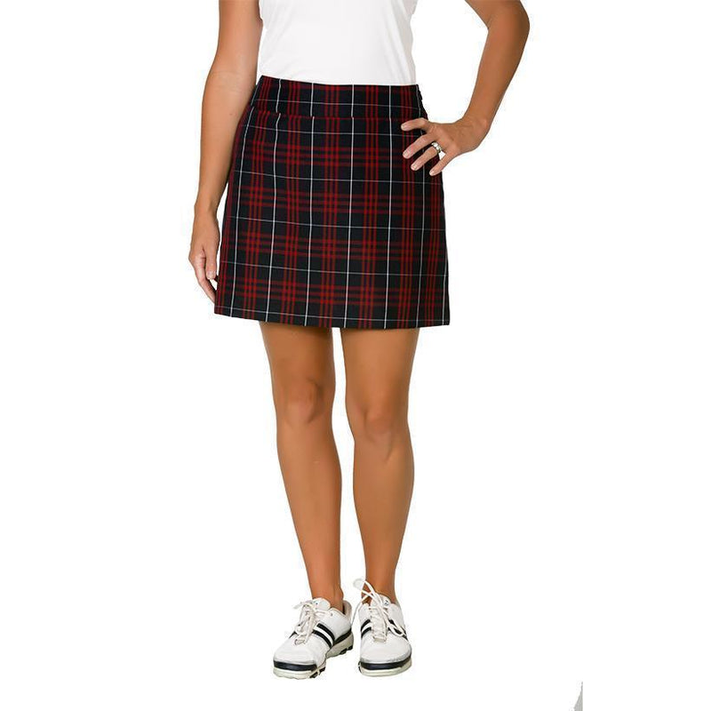 Prime Pencil Skort (Plaid)
