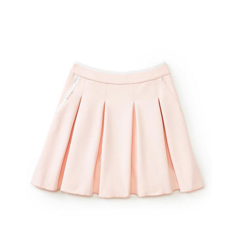 "Darrow Boxpleat Golf Skirt - 18"" (More Colors Available)"