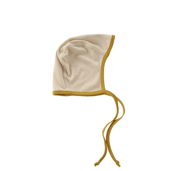 Marlow Baby Bonnet - Sand