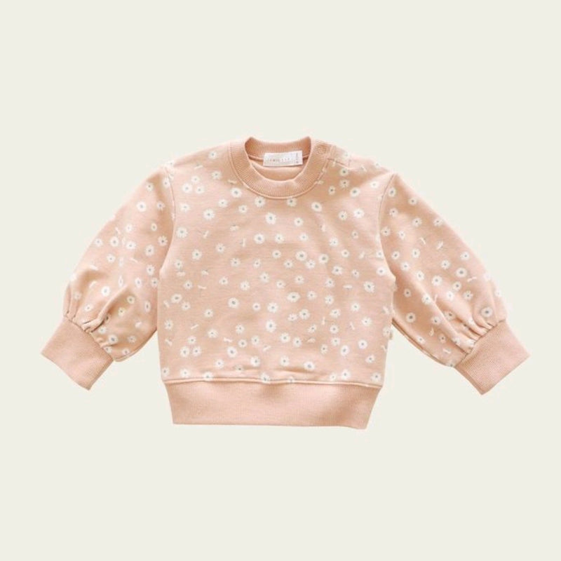 Penny Sweat Daisy Floral