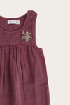 Chelsea Playsuit Sugar Plum