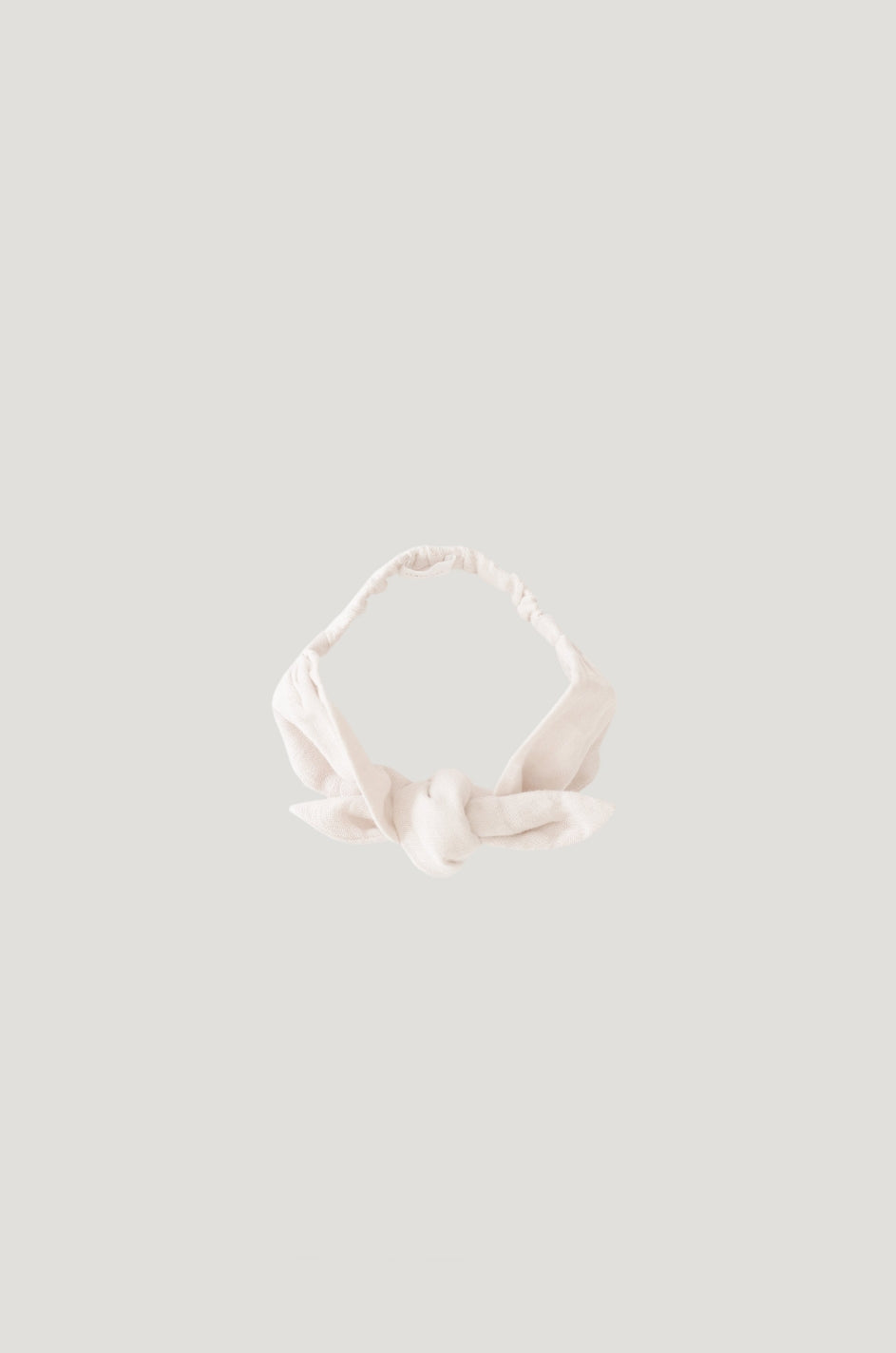 Muslin Headband Willow