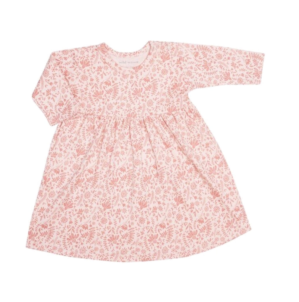 Ella Dress Rosebloom