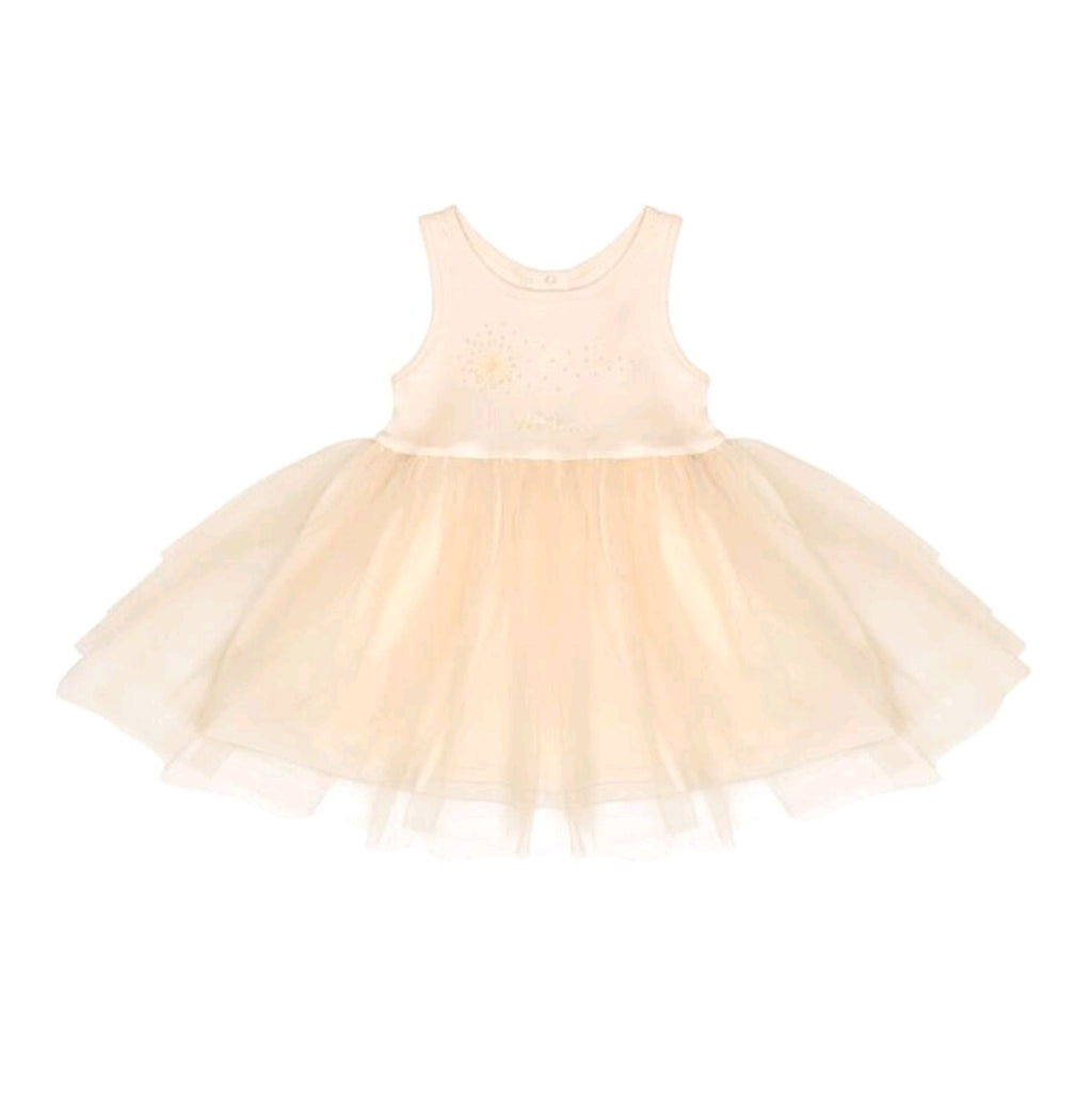 Wish Tutu Dress Cream