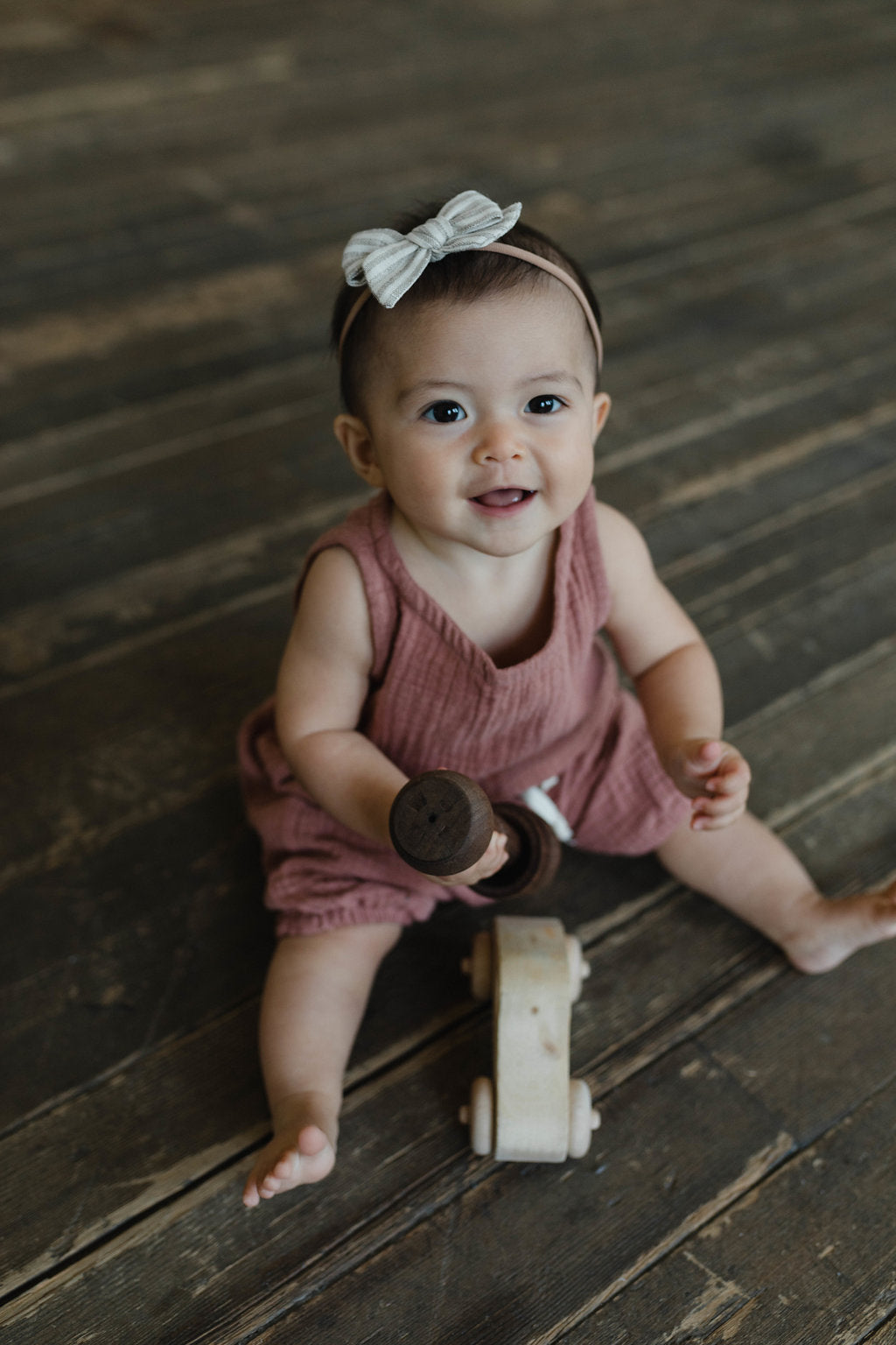 Sunsuit Mauve