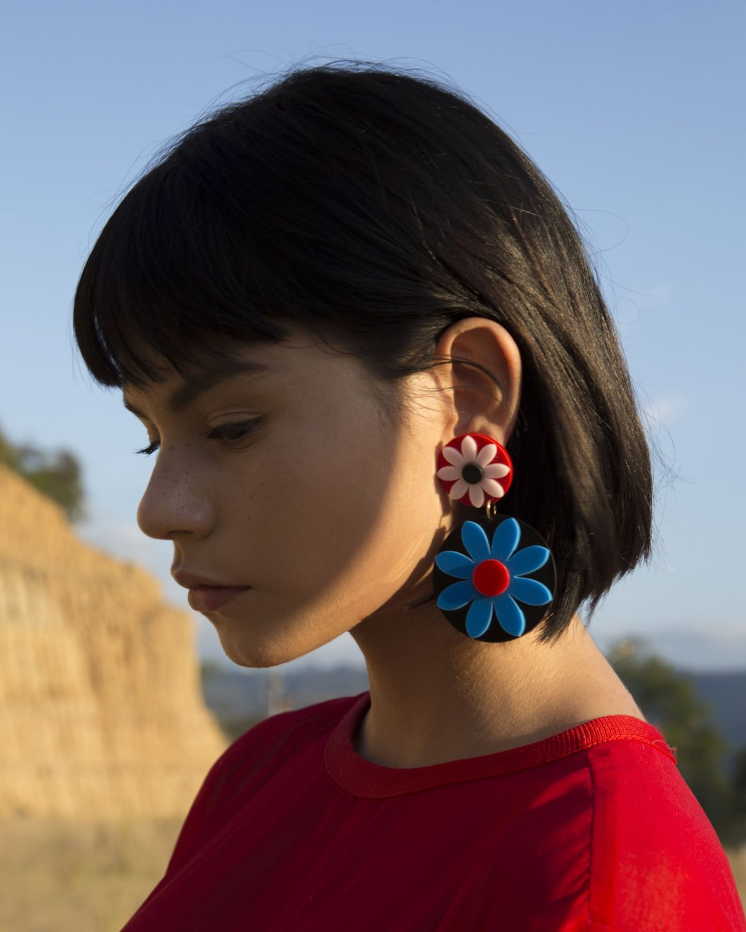 The Anemone Earrings